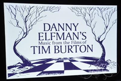 Concert Danny Elfman