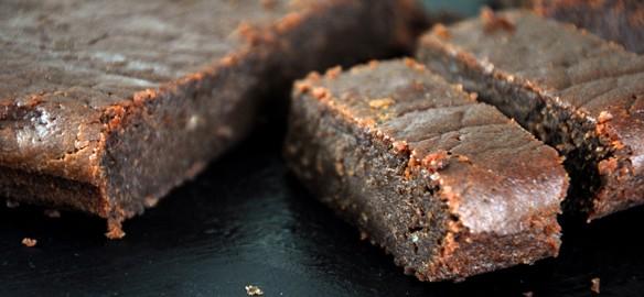 Prendre le temps - Gâteau fondant au chocolat et crème de marrons bio