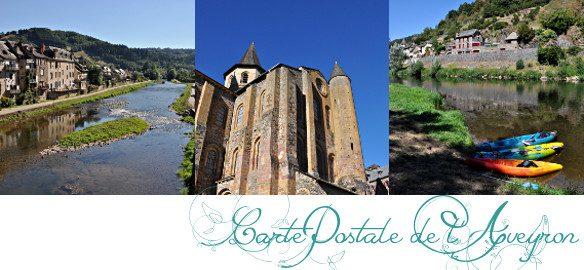 Prendre le temps - Cartes Postales 06 - Aveyron - voyage
