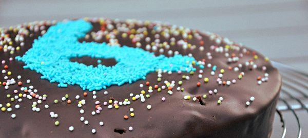 Prendre le temps - Titechérie - 6 ans - gâteau