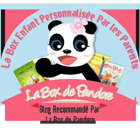 Logo La Box de Pandore