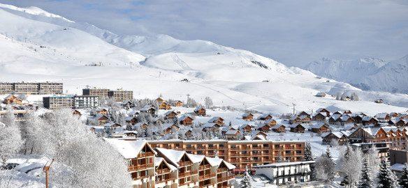 Prendre le temps - Voyage - La Toussuire - Savoie - Alpes - montagne - ski