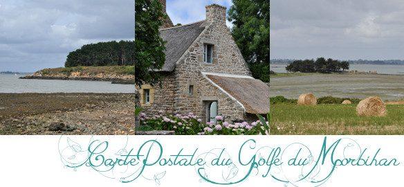 Prendre le temps - Cartes Postales - Golfe du Morbihan - Bretagne