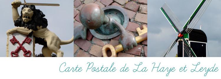 Prendre le temps - Cartes Postales - La Haye et Leyde - Pays-Bas - Hollande