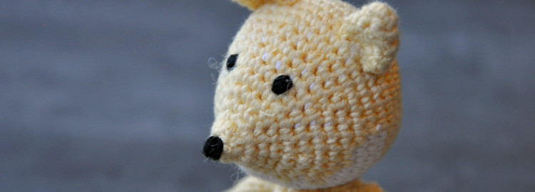 Prendre le temps - Crochet - Renard - Amigurumi
